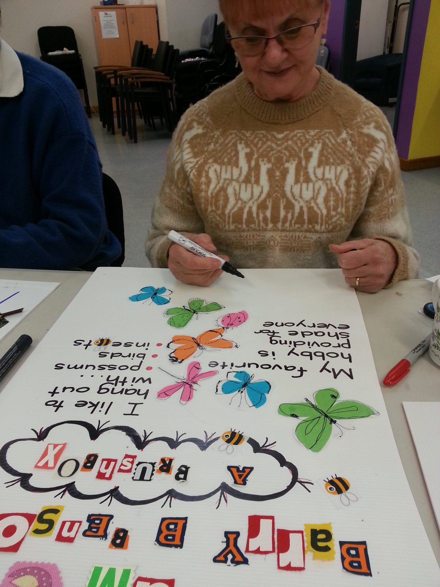 Valuing our trees poster project