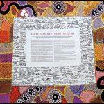 Uluru statement, 2018