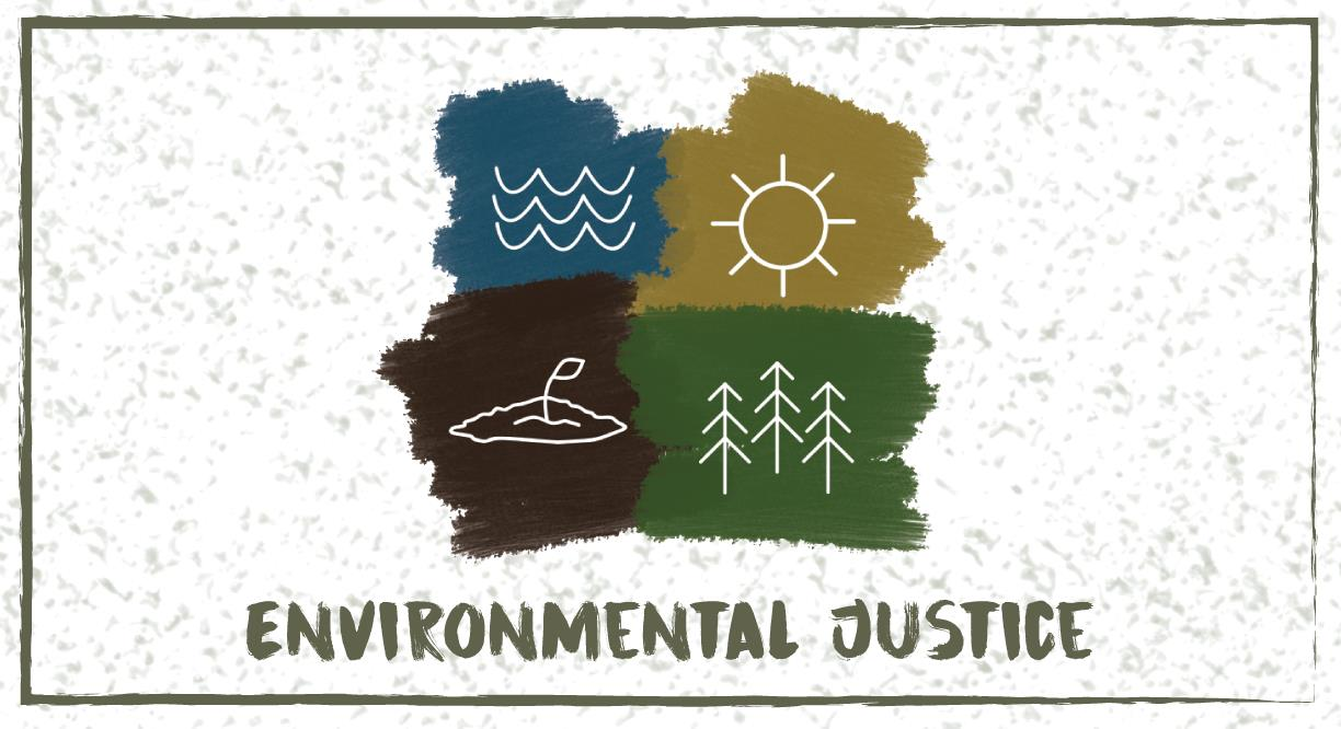 Environmental and cultural justice is at the heart of our advocacy