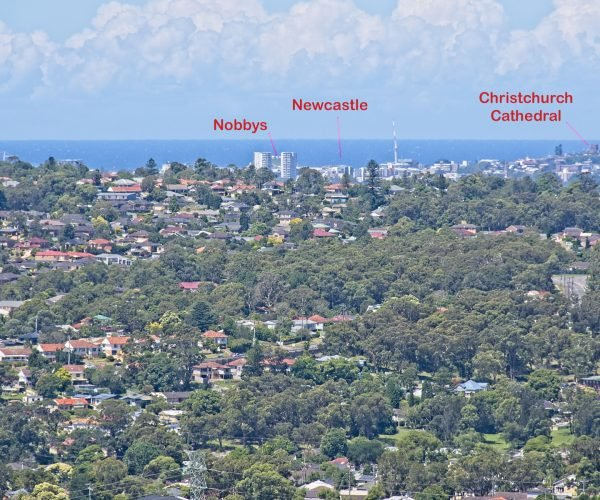 Newcastle City to Ocean